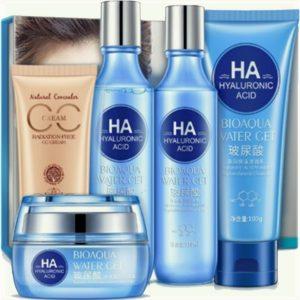 Подарочный набор Bioaqua Water Get Hyaluronic Acid