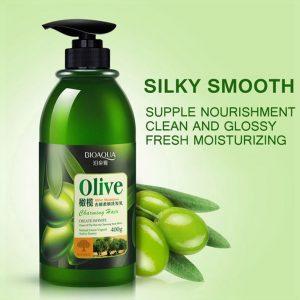 Кондиционер для волос с маслом оливы
